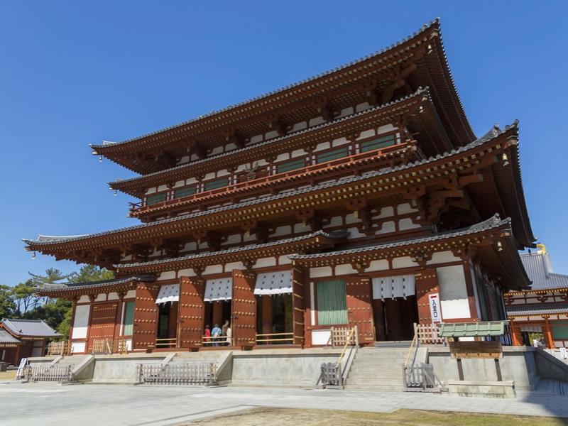 薬師寺 [やくしじ] | 奈良観光