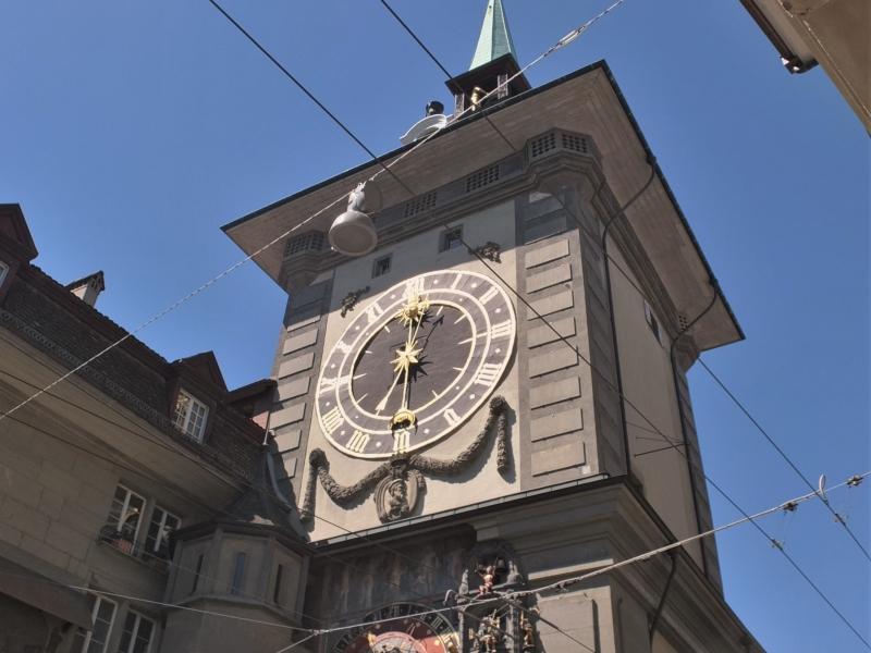 時計塔 [ツィットグロッゲ] | ...