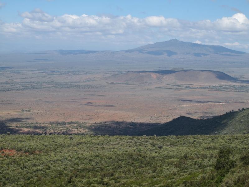 大地溝帯 グレートリフトバレー [Great Rift Valley] | ケニア観光