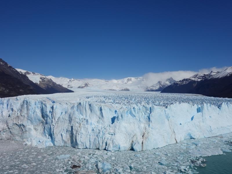 ペリト・モレノ氷河 [Glaciar Pe...