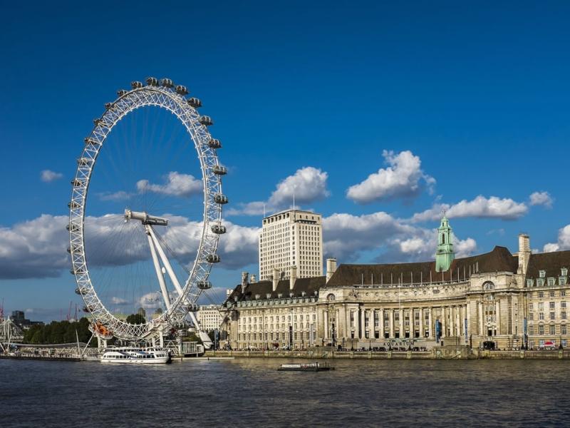 ロンドン・アイ [London Eye] |...
