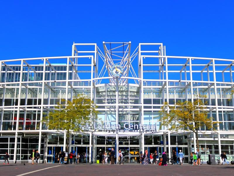 ライデン中央駅 [Leiden Centraa...