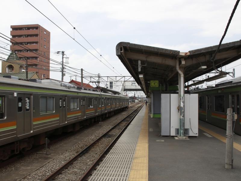 高麗 川 駅
