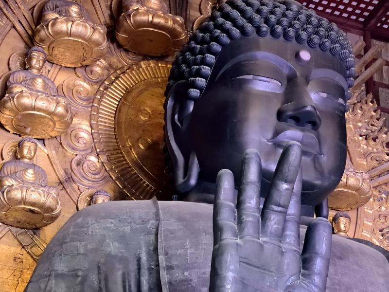 一生に一度は会っておきたい!【奈良】東大寺の大仏様に会いに行く