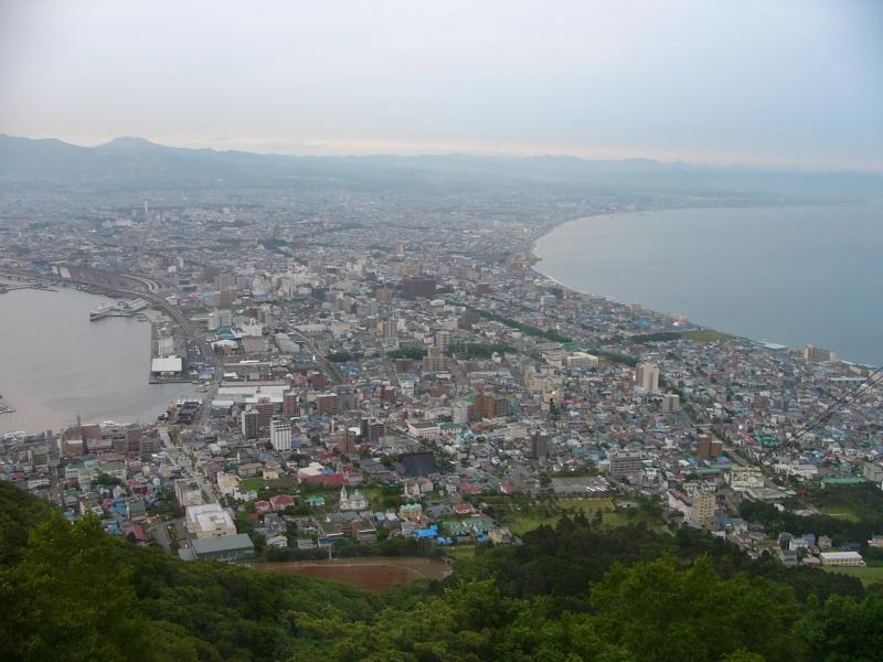函館の人気観光スポット、ドライブ旅!