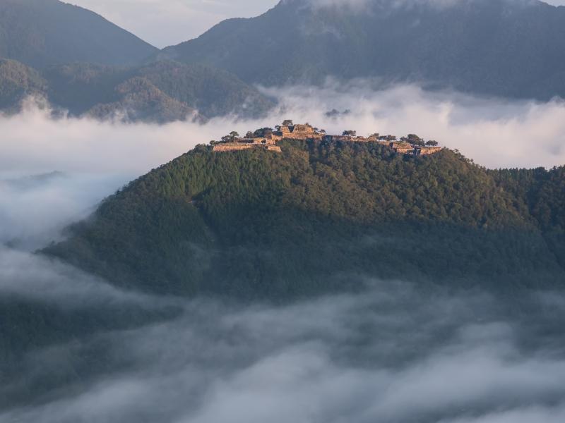 【兵庫】「日本のマチュピチュ」竹田城跡の雲海を見る方法