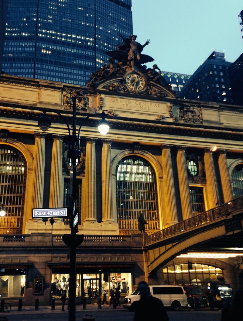 """駅というより美術館?!マンハッタン""""グランドセントラルターミナル""""でNYグルメを満喫!"""