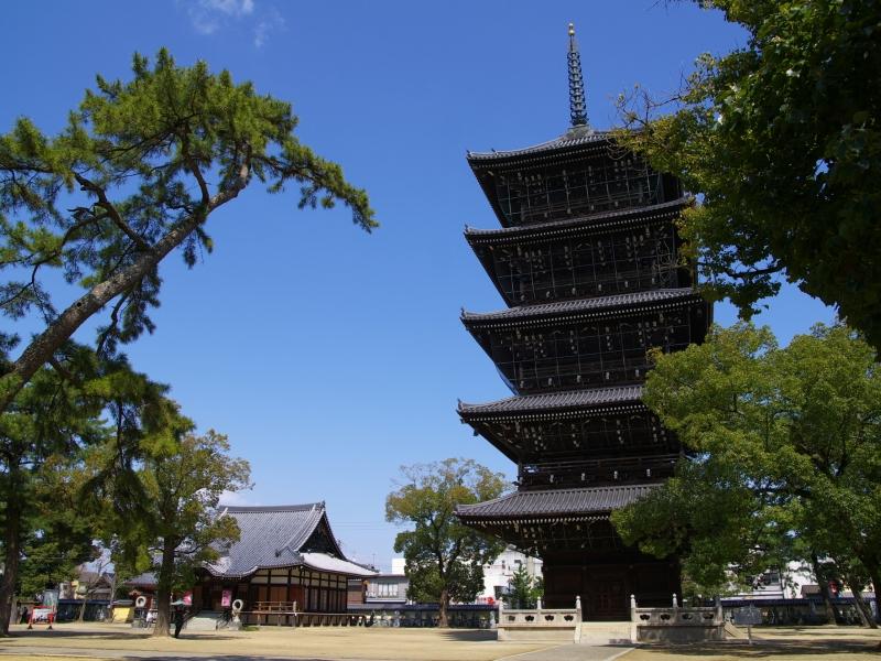 【香川】空海生誕の地、七十五番札所「善通寺」参拝のススメ