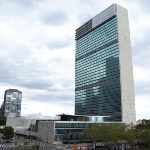 国連 本部