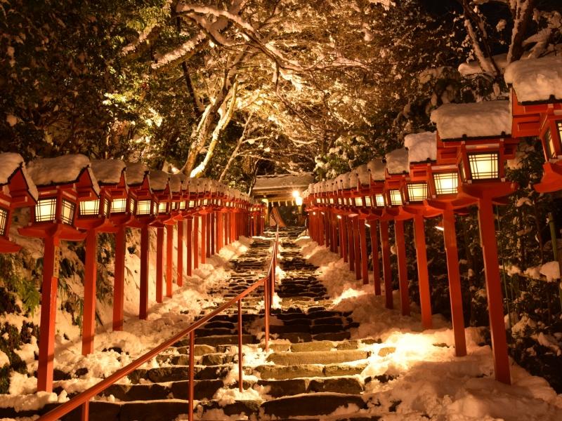 冬の京都旅におすすめ!冬こそ行きたい観光スポット10選