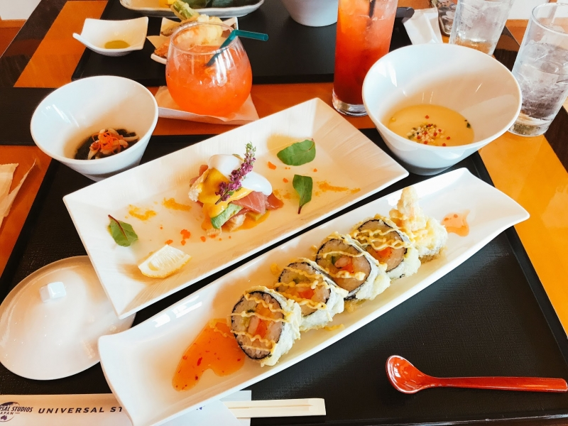 【USJ・レストラン】隠れた名店!NYエリアに構える日本料理屋「SAIDO」