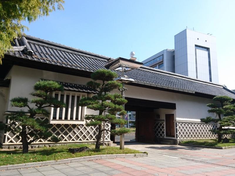 【鳥取県】鳥取市街観光にオススメ!歩いて巡れる6つの史跡「久松山ろく史跡」