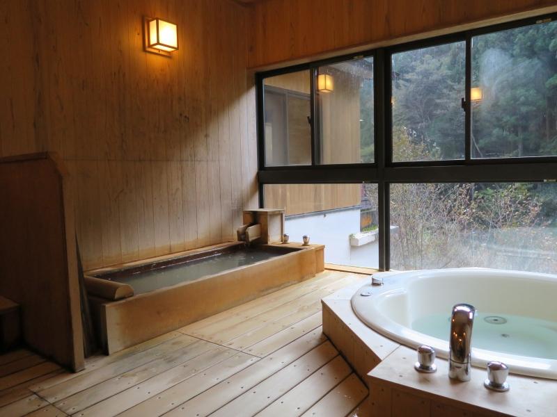 【赤城温泉ホテル】群馬の秘湯!源泉かけ流しのにごり湯を満喫