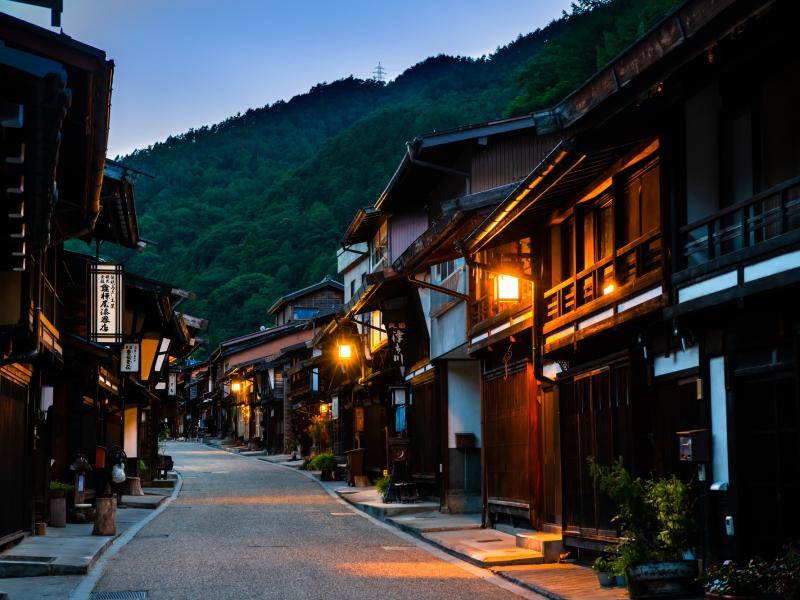 【長野】木曽「奈良井宿」の見どころ&行くのに便利なおトクなきっぷ2種