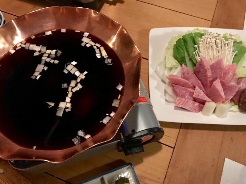 浅草「一文」で江戸の味ねぎま鍋を堪能しよう