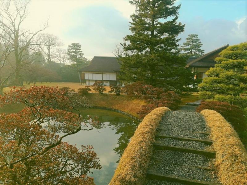 【京都:桂離宮】日本最高庭園!行く前必読!見どころと注意事項