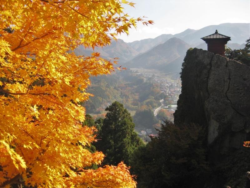 芭蕉も登った山寺で悪縁を断ち切る?!山形のパワースポット「立石寺」