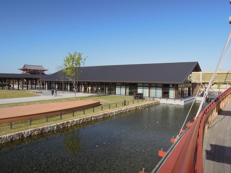 【奈良】平城宮跡の新施設「朱雀門ひろば」へ行こう