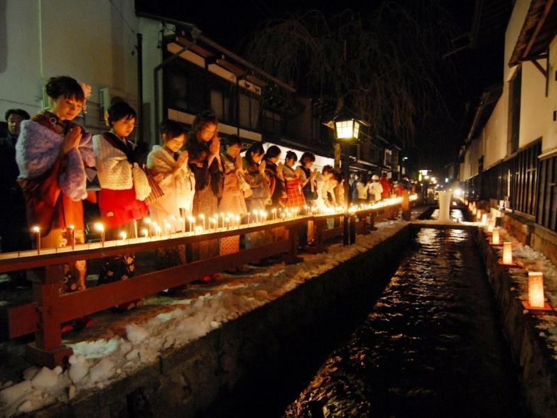 白壁土蔵がつづく美しい町並み!飛騨古川のおすすめ観光スポット10選