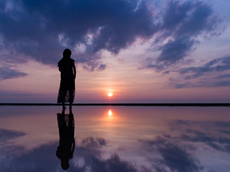 日本の「ウユニ塩湖」6選!ウユニ塩湖のような写真が撮れる国内おすすめスポット特集