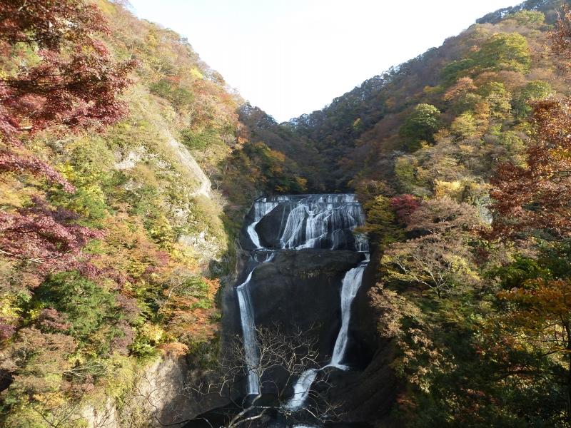 茨城県にある日本三名瀑!袋田の滝で楽しむ四季の絶景~秋・冬編~