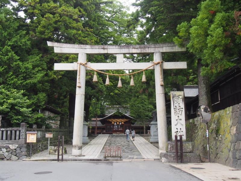 【長野】下諏訪で懐かしさと新しさを楽しむ旅をしよう
