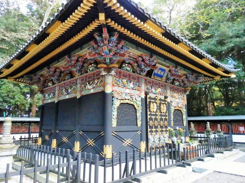 伊達政宗の霊屋。絢爛豪華な宮城県仙台市の瑞鳳殿