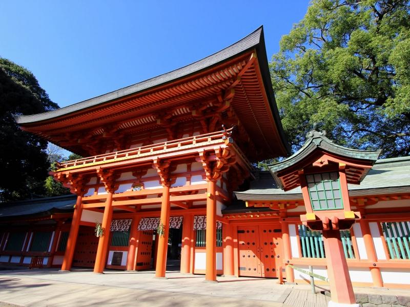 埼玉県の人気神社TOP5!旅行好きが実際に行った神社ランキング