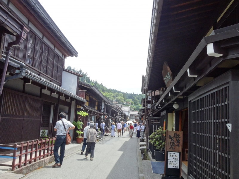 おしゃれな和の町を満喫!飛騨の小京都・高山観光の楽しみ方