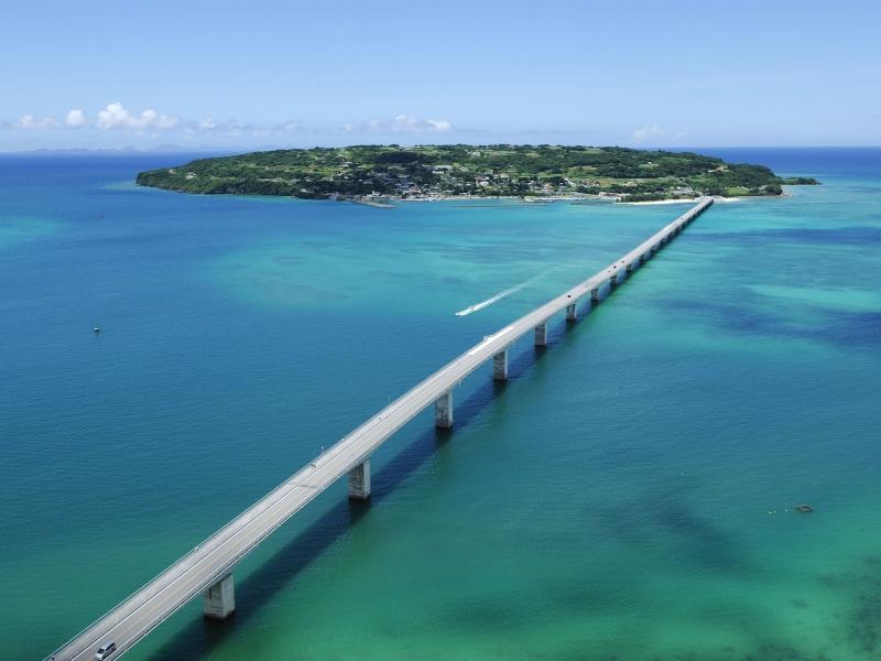 沖縄の人気の橋TOP7!旅行好きが行っている橋ランキング