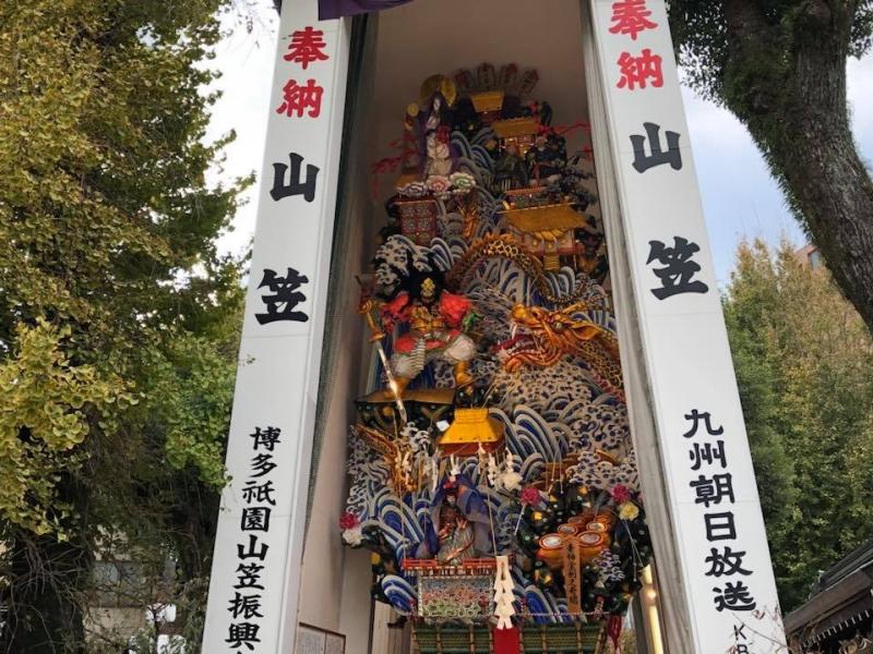 博多の人気観光スポットTOP10!旅行好きが行っている観光地ランキング