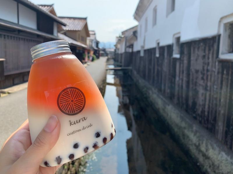 【鳥取・倉吉】白壁土蔵群観光で飲みたいオススメのタピオカドリンク4選