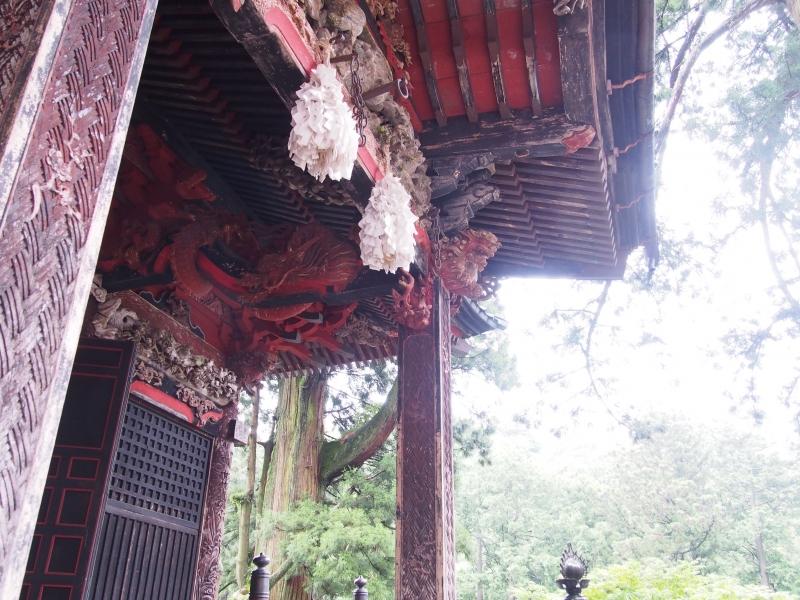 【群馬】パワーをもらおう!「榛名神社」の静謐と迫力の大自然