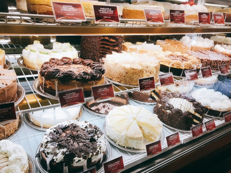 ハワイのチーズケーキファクトリーはランチ推奨!お勧めメニューも紹介!