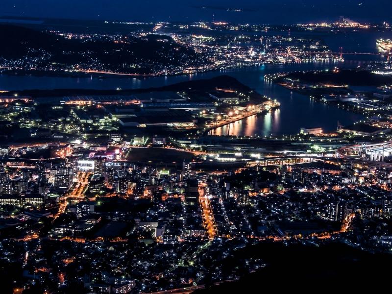 一度は見てみたい!3つの「日本三大夜景」を一挙紹介