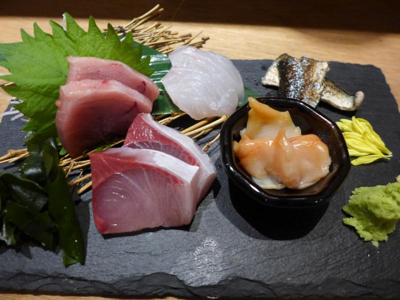 美味しい日本酒を飲もうよ!酒もつまみも美味しくて女子におすすめ東京中野「日本酒処845」・刺盛りは店名と同じ845円なり!