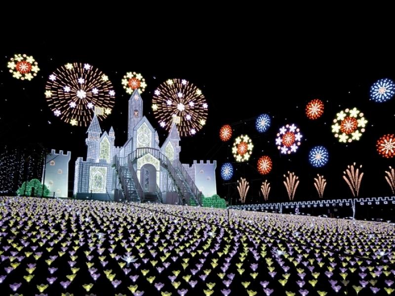 一度は見たい日本三大イルミネーション!2019年の開催日程・点灯時間も解説