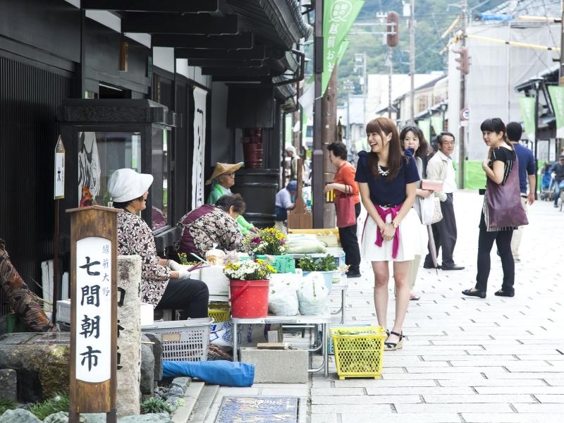 北陸の小京都をぶらり!越前大野のおすすめ観光スポット11選