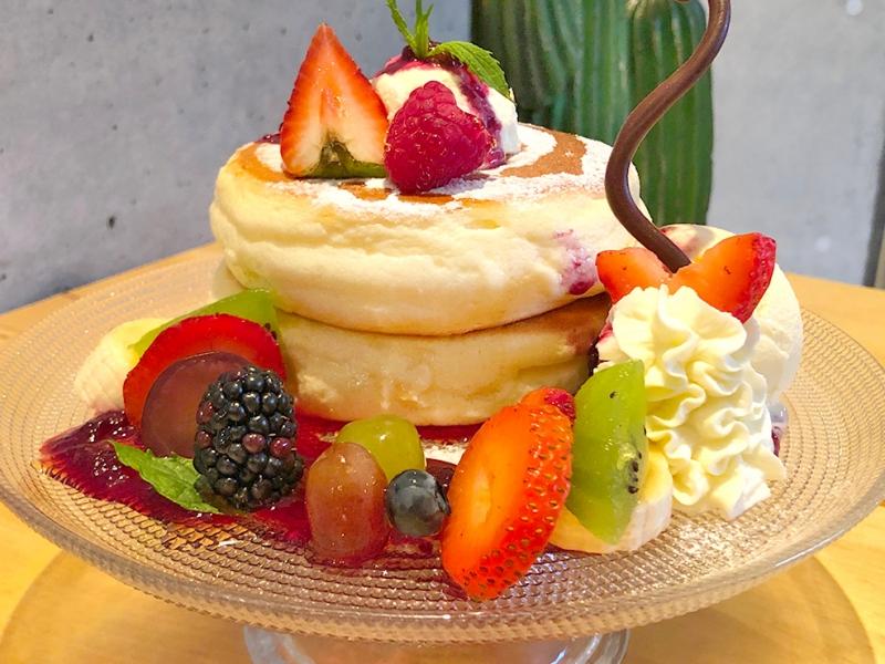 【札幌】地元民が贔屓にする魅惑のパンケーキ&カラフルパフェ全7選