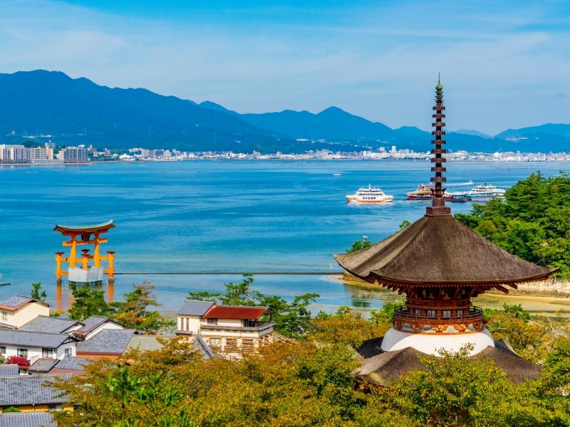 一度は見たい日本三景【宮島・松島・天橋立】どこから見る?展望スポットも解説