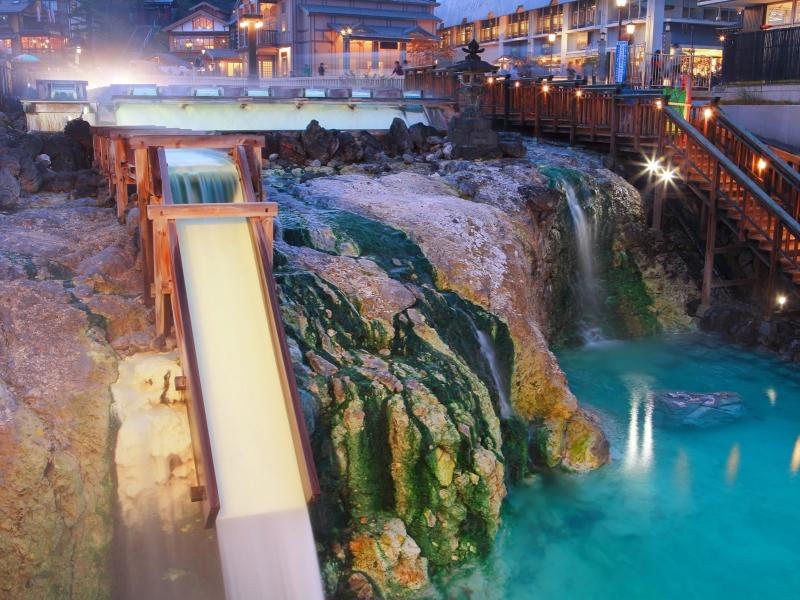 日本を代表する温泉地のひとつ!草津温泉のおすすめ観光スポット13選