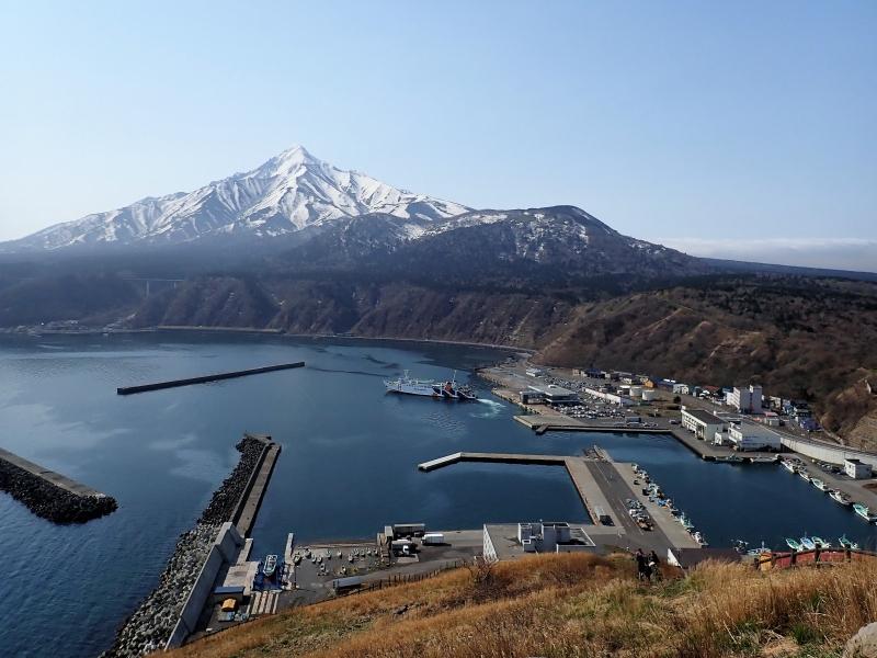 【北海道】1日でスムーズに1周!利尻島モデルコース