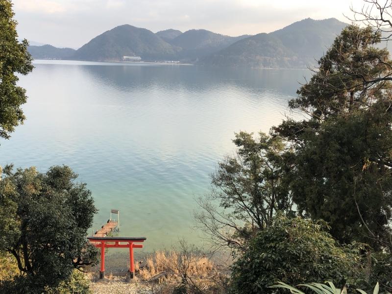 琵琶湖に浮かぶ唯一の有人島【滋賀・沖島】