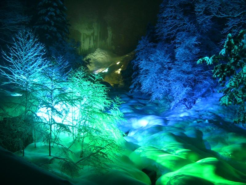 厳冬の奥飛騨、5つの温泉街で「冬景色」をめぐる旅