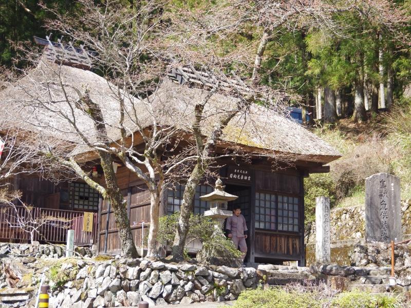 群馬【日向見薬師堂】四万温泉「病気湯治」の由来となった伝説のスポット