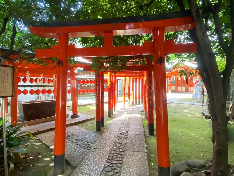 渋谷駅から徒歩で行けるおすすめの神社5選