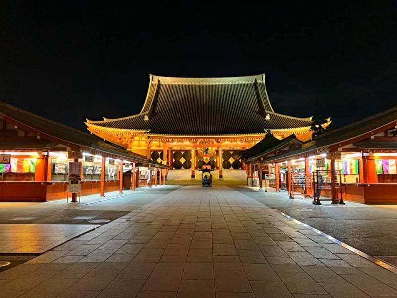 混雑を避けてじっくり参拝!鑑賞や撮影にもオススメな夜の浅草寺の見どころ紹介