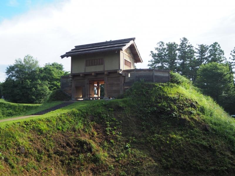 【群馬歴史散歩】 日本100名城の一つ箕輪城址と周辺おすすめスポット