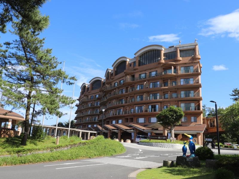 【茨城】食事と公園が魅力!予約がとれない国民宿舎「鵜の岬」