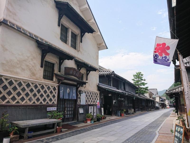 【広島】江戸時代へタイムスリップ!竹原町並み保存地区でゆったりお散歩